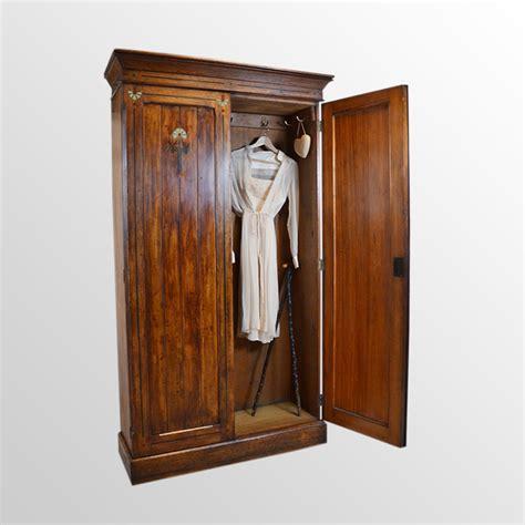 Wardrobe Cupboard by Wardrobe Lobby Cupboard Cloak Cabinet Antiques Atlas
