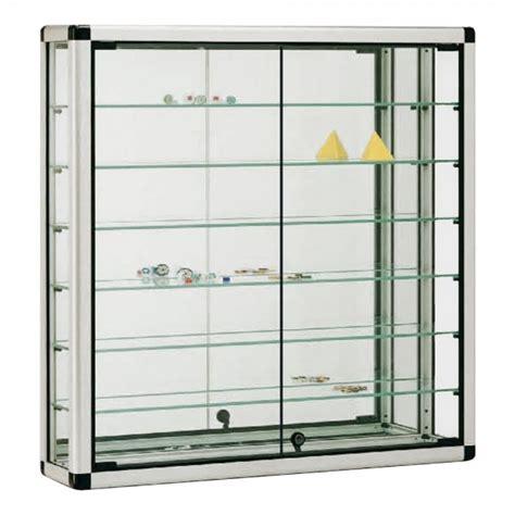 vitrine murale verre pour collection vitrine murale pour collection