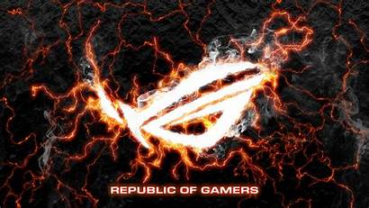 Rog Gamers Republic Asus 4k Wallpapers 8k