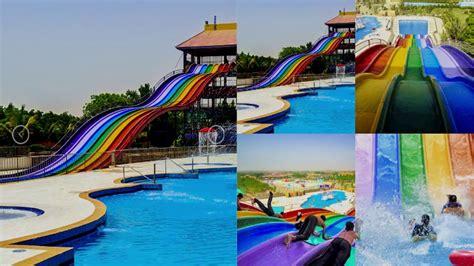 fiesta water park karachi youtube