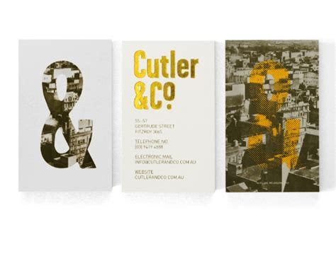 Cutler & Co  Lovely Stationery  Curating The Very Best