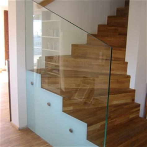 treppengeländer aus glas treppengel 228 nder mit glas