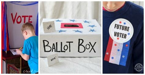 election crafts  kids