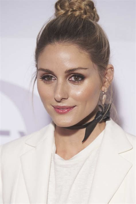 Olivia Palermo Braided Bun   Updos Lookbook   StyleBistro