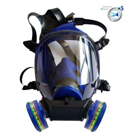 Maska pełnotwarzowa TR 2002 z dwoma filtrami ABEK1 - 7631828621 - oficjalne archiwum allegro