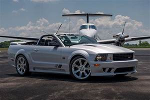 970-Mile 2007 Ford Mustang Saleen S281 Supercharged Convertible for sale on BaT Auctions - sold ...
