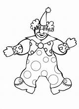 Clown Coloring Pages Face Clowns Scary Happy Circus Colour Cute Colorings Drawing Sheets Worksheets Evil Printable Printables Getdrawings Halloween Getcoloringpages sketch template