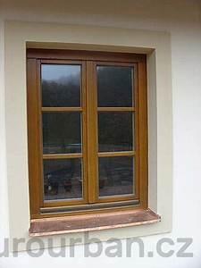 Dřevěná okna na míru
