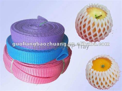 foam net epe foam net for fresh fruit 15cm guoliang china