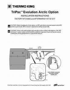 32 Thermo King Tripac Apu Wiring Diagram