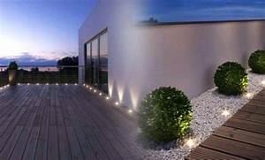 Eclairage Terrasse Bois : eclairage terrasse clim cool ~ Melissatoandfro.com Idées de Décoration