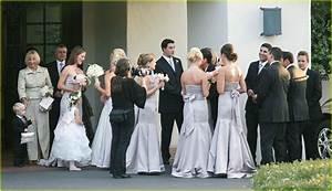 Full Sized Photo of jennifer garner wedding 08   Photo ...