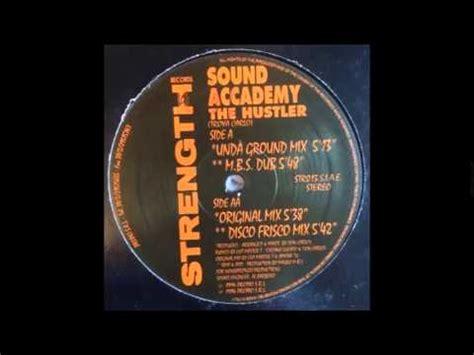 Sound Accademy  The Hustler (disco Frisco Mix) Youtube
