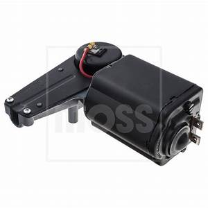 Wiper Motor  Lucas Dr2  Single Speed  No Gear  Reconditioned
