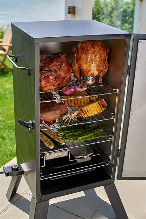 under electric smokers kitchen alices