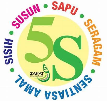 5s Amalan Program Zakat Amal Organisasi Zpp