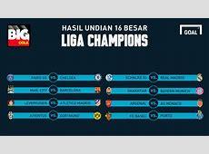 Agen Bola Drawing 16 Besar Liga Champions Agen Judi