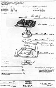 Bmw 1983 K100 Motometer Parts Diagram