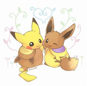 Gotta Catch 'Em All! | Pokémon | Pikachu and Eevee ...