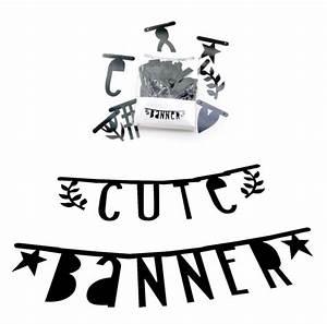 Wordbanner a Little Lovely Company - Wordbanner