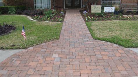 types of patios paver types legacy custom pavers