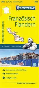 Michelin Karten Frankreich : michelinkarte 302 franzoesisch flandern ~ Jslefanu.com Haus und Dekorationen