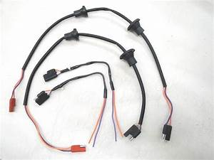 1978 1979 78 79 Ford Bronco Truck Radio Jamb Door Wiring