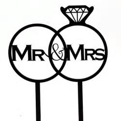 wedding rings sets for him and mr and mrs diamond ring cake topper south africa wedding