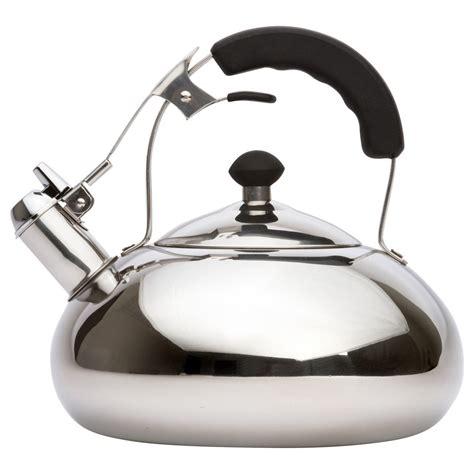 kettle tea stainless kettles stove steel stovetop whistling teapot gas vanika amazon teakettle stoves liter spout water picks introduction