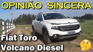 Fiat Toro Volcano Diesel