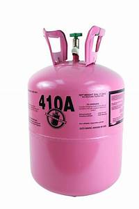 About Refrigerant R410a