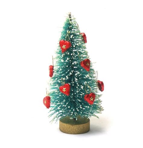 miniature christmas ornaments for your dollhouse