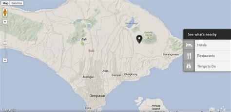 puri agung karangasem bali indonesia location map bali