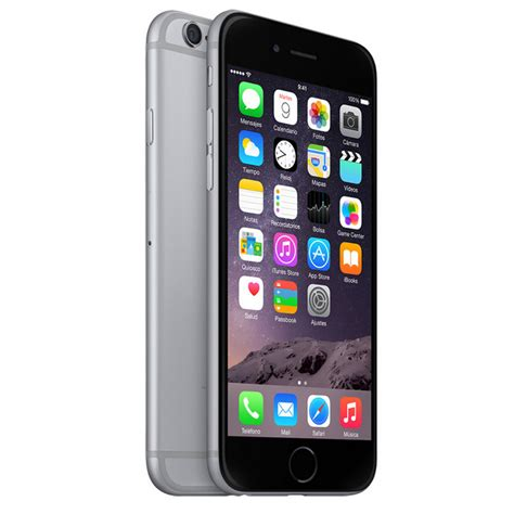 apple iphone 6 16gb apple iphone 6 16gb gris espacial libre smartphone movil