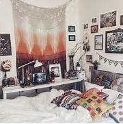 Boho Dorm Room Tumblr Unique Canopy Idea Bohemian Style Bedroom For Dreamy And Catchy Look Bohemian Bedrooms Boho Chic Bedrooms All Dream Decorating Ideas Bohemian Bedrooms