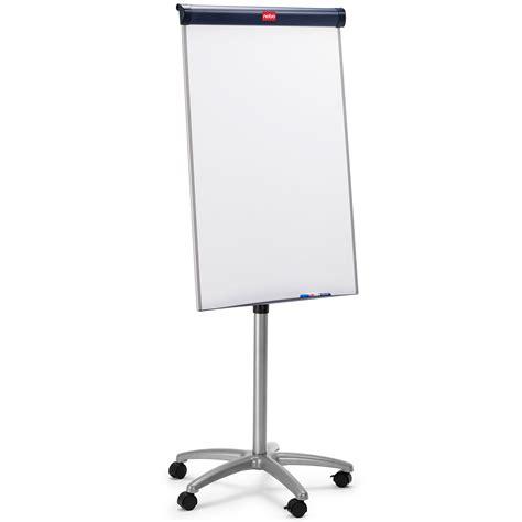 plateau en verre pour bureau nobo chevalet de conférence mobile barracuda tableau