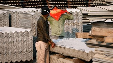 asbestos  strong  india  industry glosses