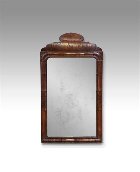 L For Mirror by Small Walnut Mirror Antique Mirror Antique Wall Mirror