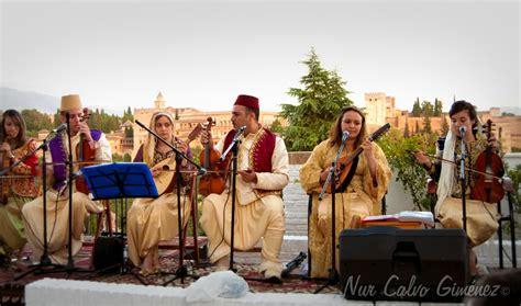 music andalusian algeria andalus al tlemcen maghreb countries dar granada concert