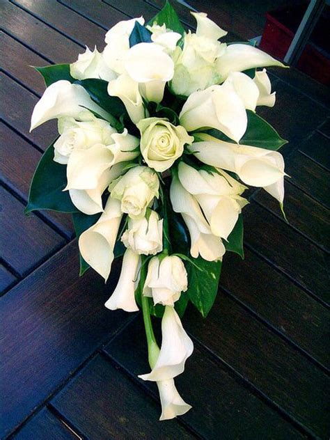 wedding flowers calla lily woman  married