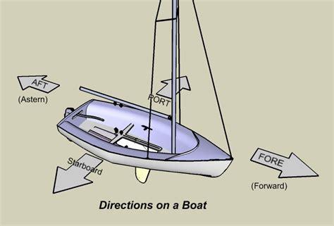 Boat Directions new bern high school naval junior rotc sailing basic