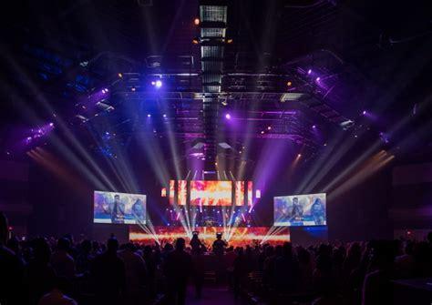 redemption church turns  panasonic cameras projectors