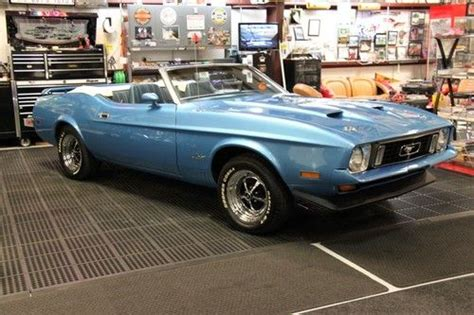 sell   ford mustang convertible mach  hood super