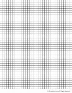 Printable Graph Paper And Grid Paper 25 Inch Grid Paper