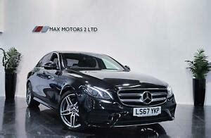 Does anybody know the cause and fix of the problem? 2017 Mercedes-Benz E Class 2.0 E 220 D AMG LINE 4d 192 BHP ...