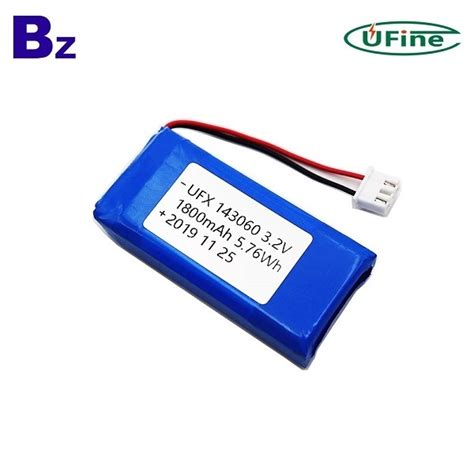 charge  lithium iron phosphate battery correctly benzo energy china  polymer