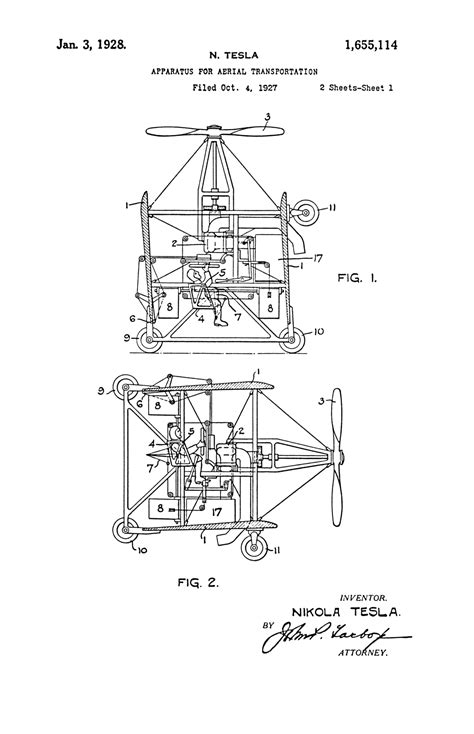 Electric Boat Vpn by Nikola Tesla S Patents For Aircraft Ships Railways