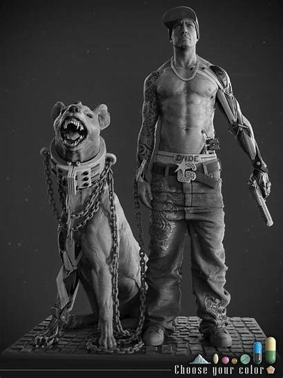 Zbrush 3d Zbrushcentral Character Modeling Concept Cedric