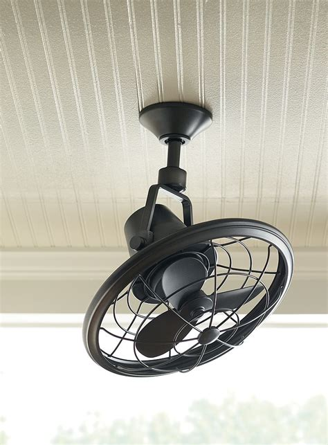 wall mounted patio fans home decorators collection bentley ii 18 in outdoor