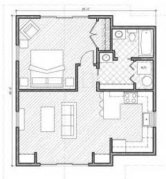 One Room House Plans by 17 Best Ideas About 1 Bedroom House Plans On